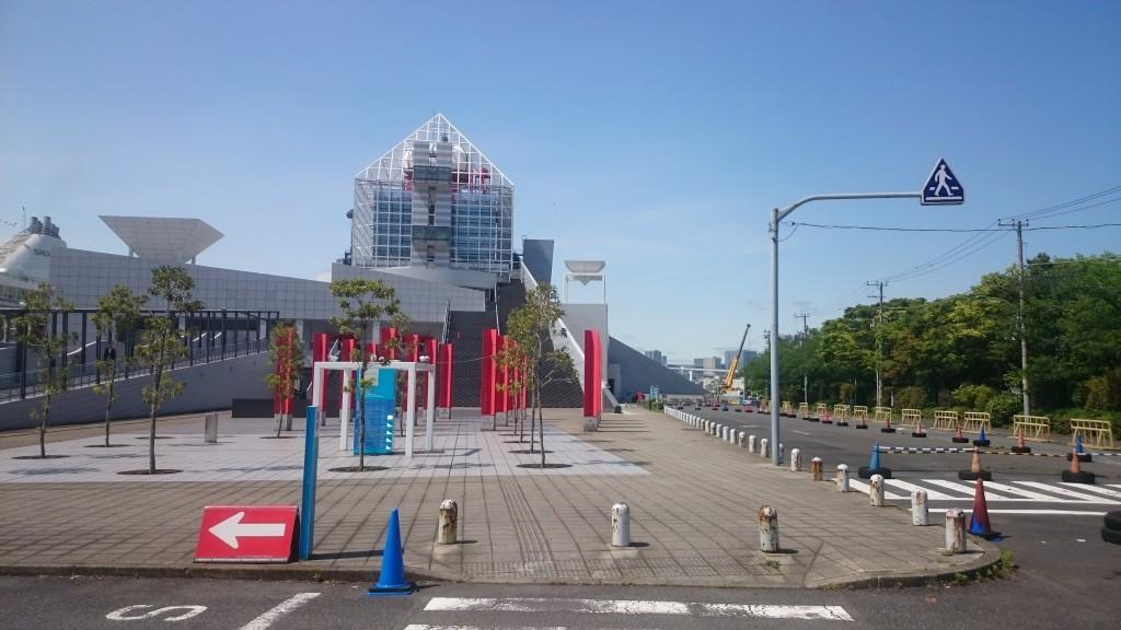 晴海ふ頭旅客ターミナル