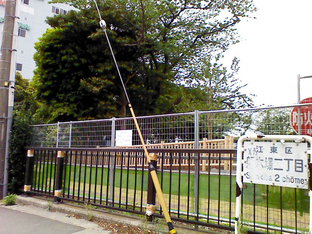 新木場公園バーベキュー広場の進捗情報2