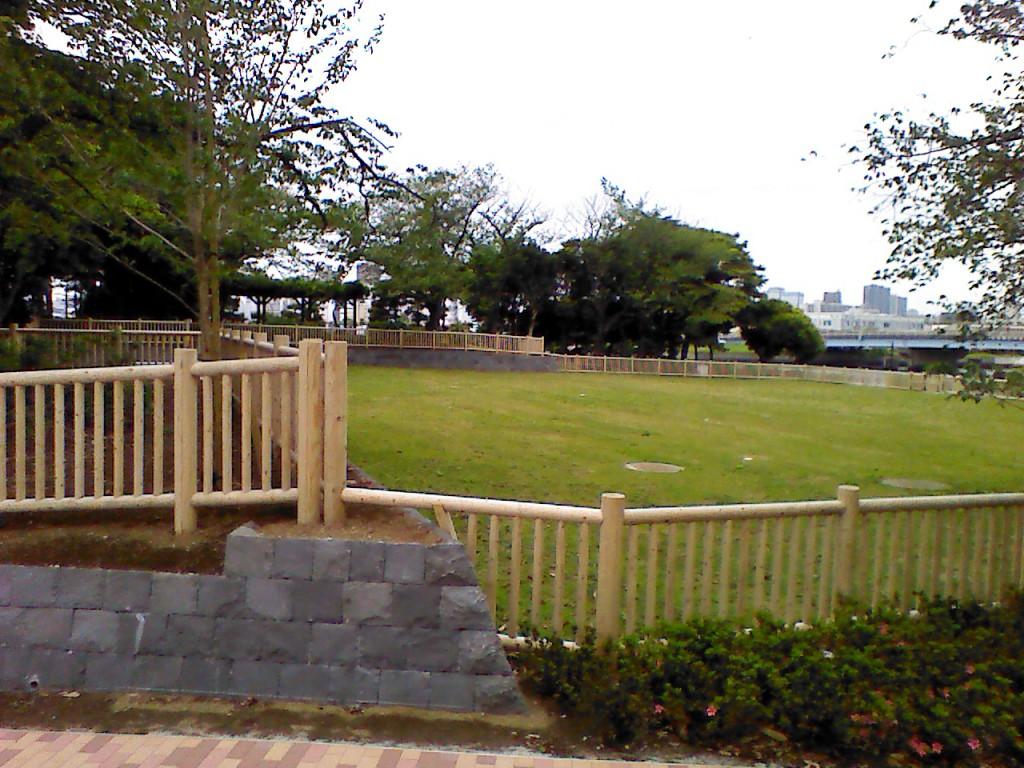 新木場公園バーベキュー広場の進捗情報3