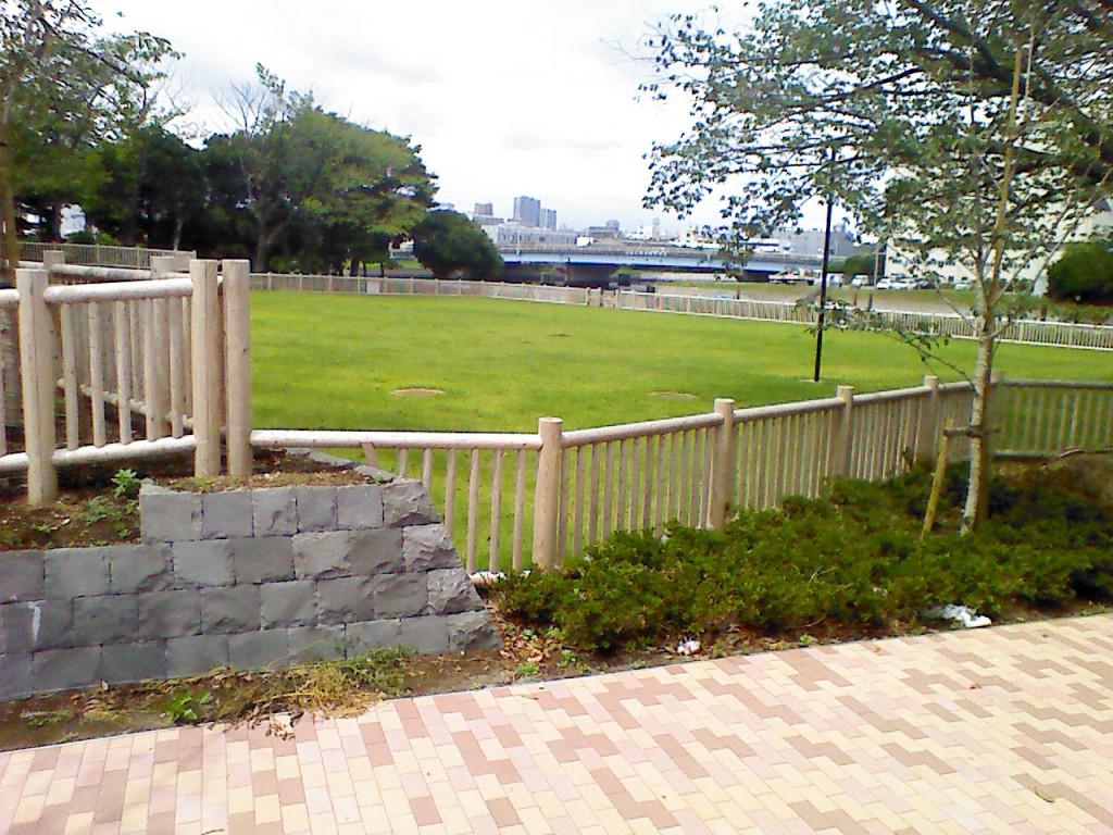 新木場公園バーベキュー場再開園3