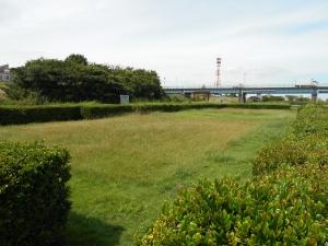 江戸川河川敷緑地でバーベキュー|行徳橋河川敷BBQエリア