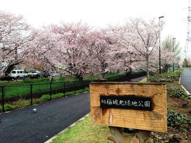 稲城 北 緑地 公園